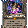 【HS】TGT The Skeleton Knightの反応