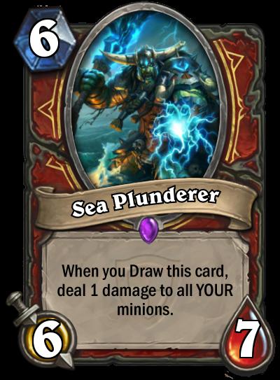 Sea Plunderer